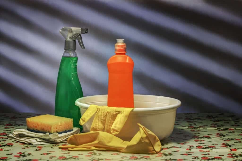 Surprising Health Benefits Of Domestic Cleaning