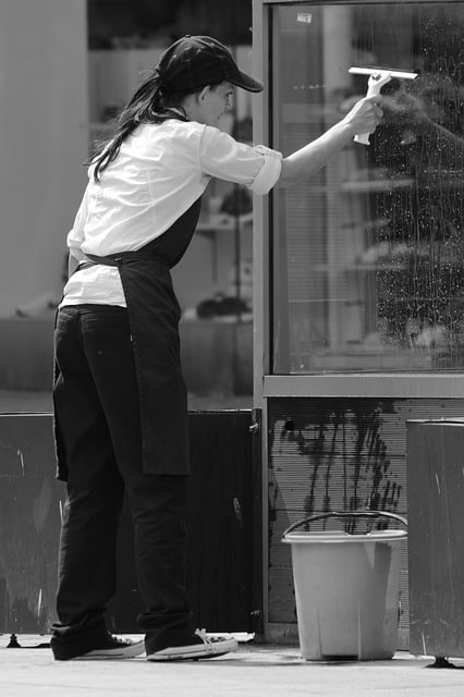 Window Cleaning: Process And Tools